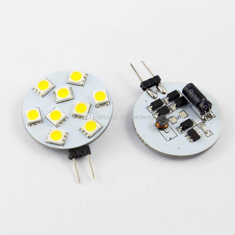 / 3W g4 12V Dimmable Accueil voiture RV Marine à LED pour bateaux Ampoules avec SMD5050