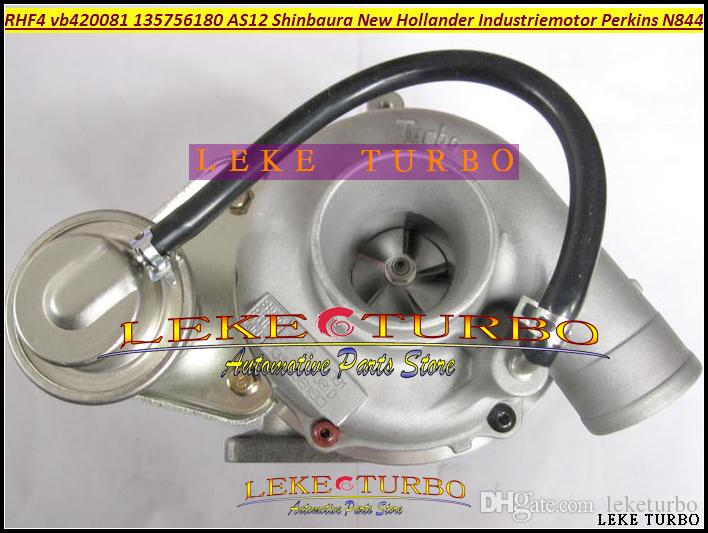 RHF4 13575-6180 135756180 AS12 VB420081 VA420081 Turbo for New Hollander for SHIBAURA Industriemotor for Perkins N844L-T 2.2T Turbocharger