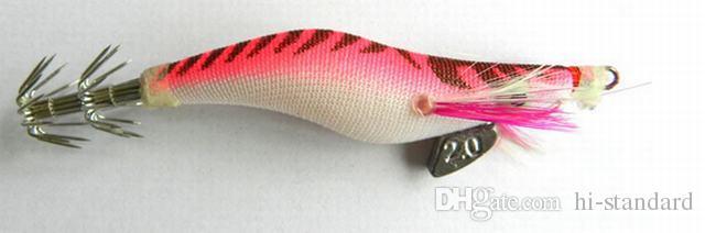 حار 10CM / 10.8g 3.93in / 0.38oz الروبيان الحبار هوك Luninous Squids الرقص الأخطبوط هوك ديب ووتر عالية الجودة!