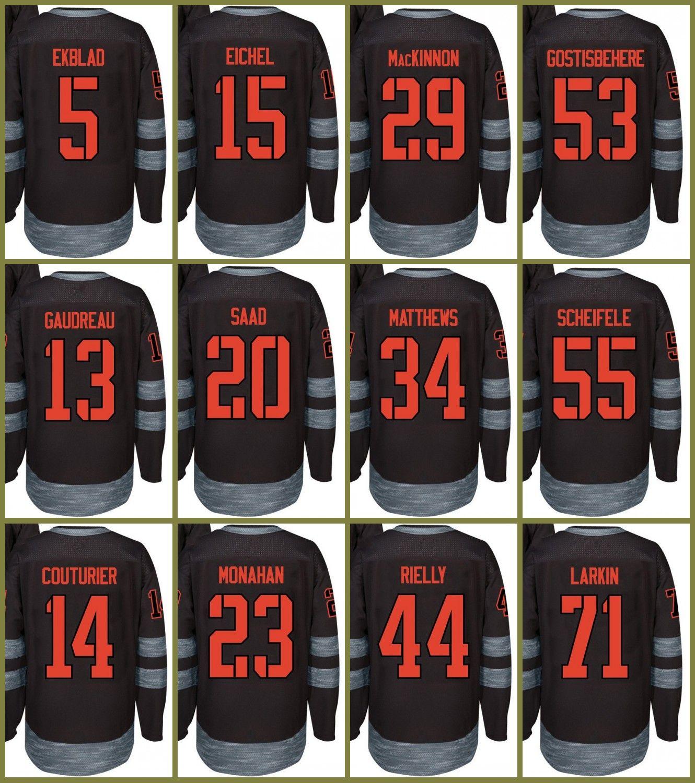 johnny gaudreau team north america jersey