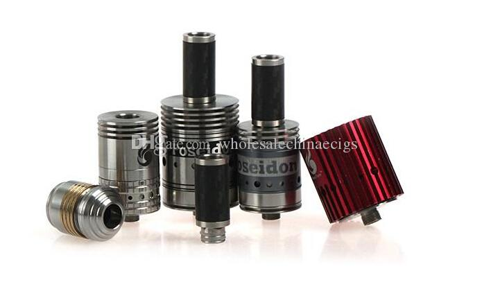 Carbon Fiber 510 Drip Tips Flat Wide Bore Drip Tip 510 EGO Atomizer Mouthpieces for RDA Atomizer Carbon Firber Vision 3 Mechanical Mod