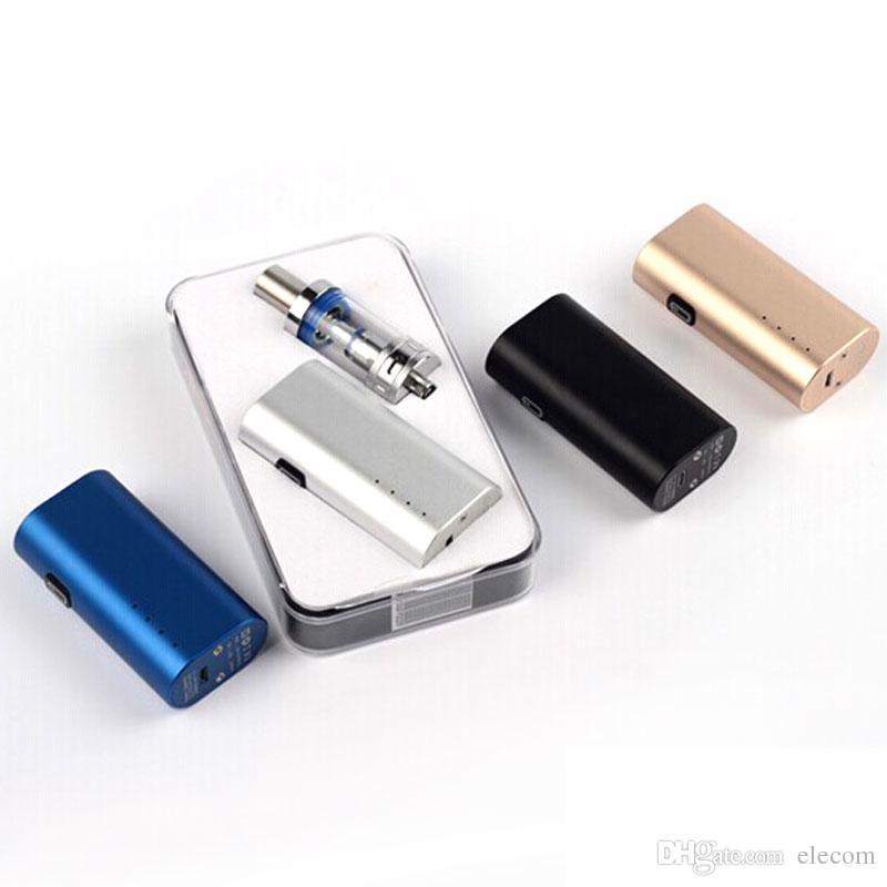 Hot Jomo Lite 40 Kit bulit-in 2200mAh batería JomoTech 40w box mod mini con 3ml Lite tank e-cigarettes kits de vaporizador VS 40W
