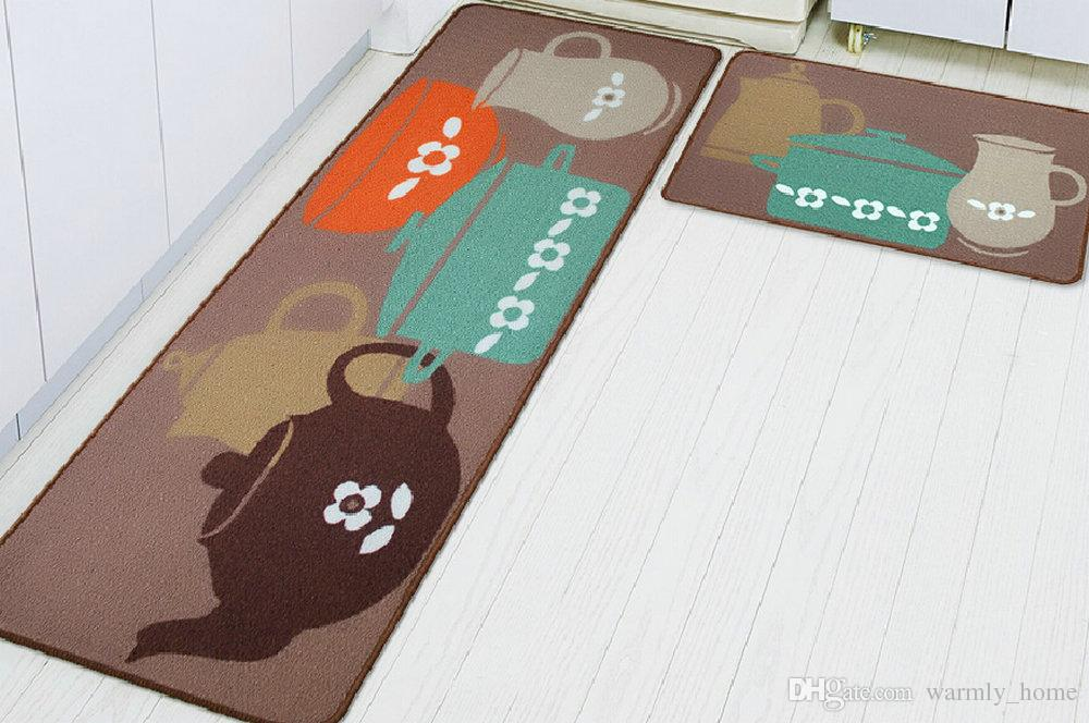 Hot Sale Area Rugs Frloor Kitchen Room Doormats Protect Pad Matting Anti Slip Cover with High Quality