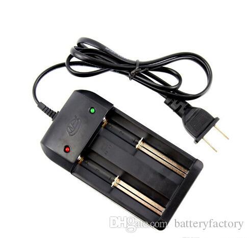 듀얼 베이 26650 18650 18500 18490 18350 14500 배터리 고속 충전기 3.7V 4.2V 충전기