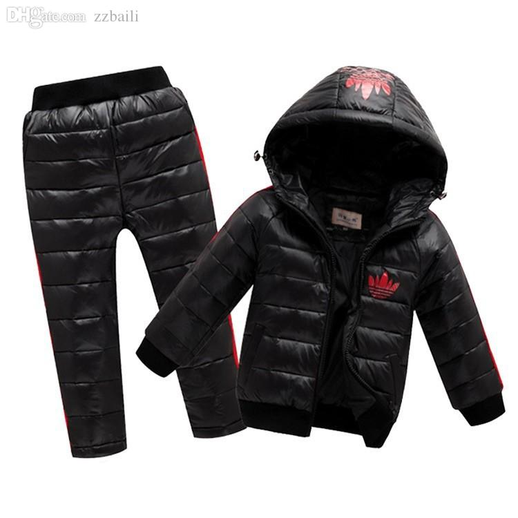 Wholesale Winter Coat Boy Girl Winter Jacket 2 8 Year Old Son Down ...