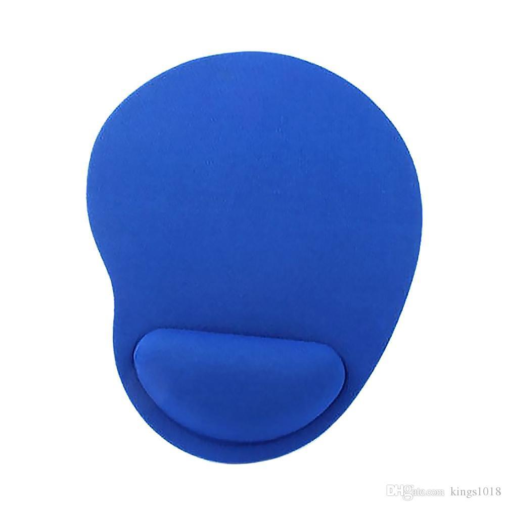 Handgelenk-Schutz-optischer Trackball PC verdicken Mausunterlage-Stützhandgelenk-Komfort-Mausunterlage-Matten-Mäuse für Farben des Spiels 2 APE