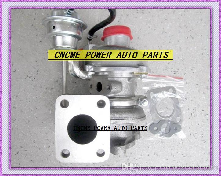 TURBO RHF3 CK40 1G491-17010 VA410164 1G491-17011 1G491-17012 Turbocharger For Kubota Excavator PC56-7 Bobcat Tractor 4D87 V2403-M-T-Z3