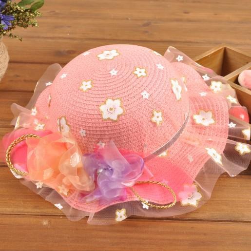 2015 новая мода корейский дети шляпы детские соломенная шляпа лето солнце шляпа для мальчиков и девочек дети джаз шляпы детские шляпа мода капот 15