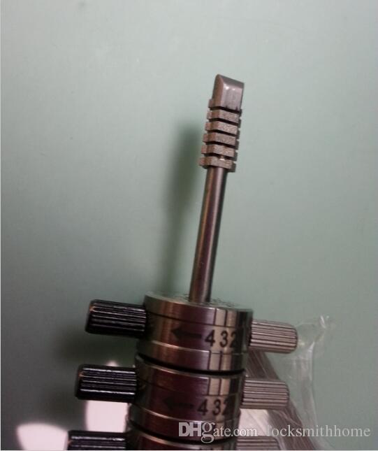 HUK 6 실린더 리더 자동차 잠금 포드 몬데오와 재규어 잠금 도구 자물쇠 도구를 선택