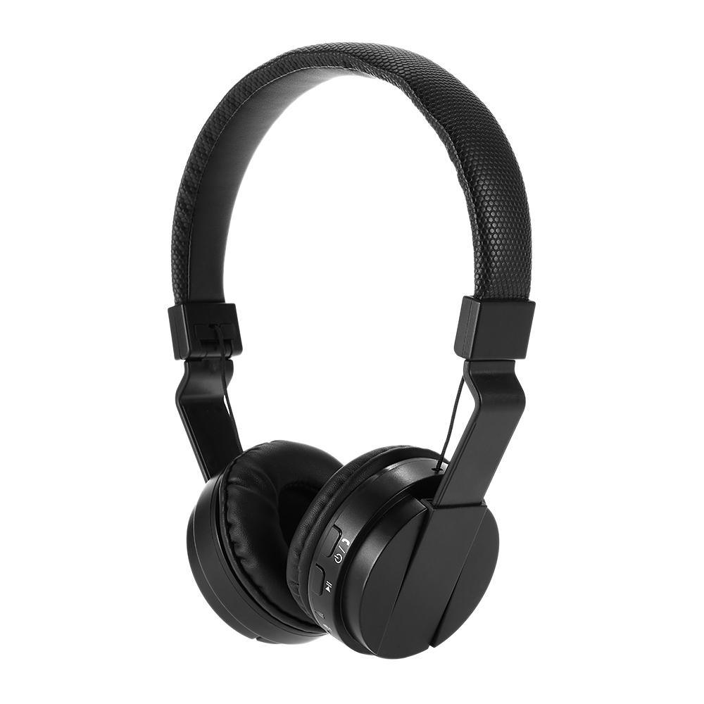 Pliable Bluetooth Casque BT 4.0 EDR HiFi Sans Fil Stéréo Écouteurs Intérieur Extérieur Hansfree Casque avec Micro Pour Téléphone PC Pad
