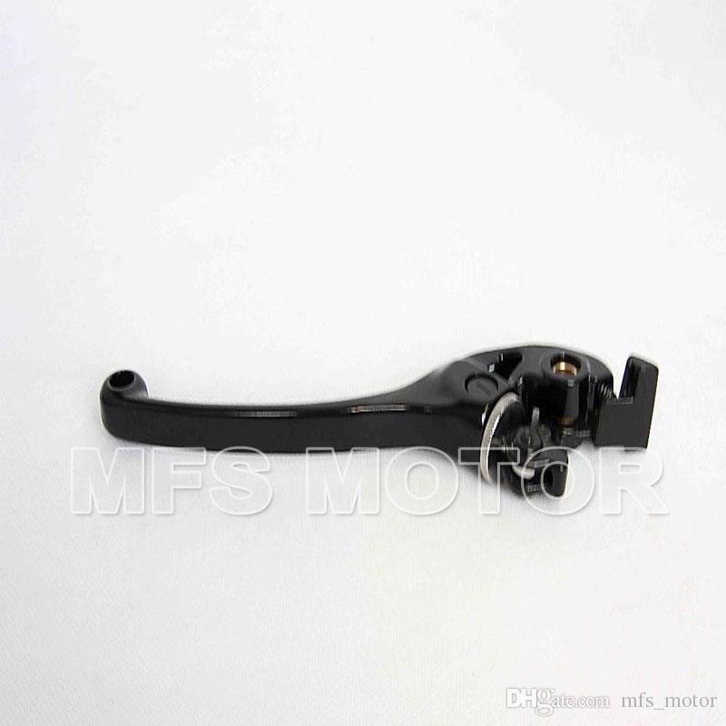 Motorrad Teile Black Brake Kupplungshebel für Honda CBR 600 F2 1991-1994 F3 1995-1998 F4 1999-2000 F4i 2001-2007 Hurrikan NC700 S / X