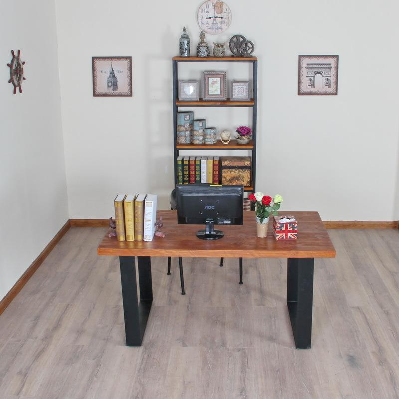 2018 Industrial Retro Snack Wood Furniture, Wrought Iron Home Office  Dinette Table Custom From Zhoudan5245, $7715.98 | Dhgate.Com