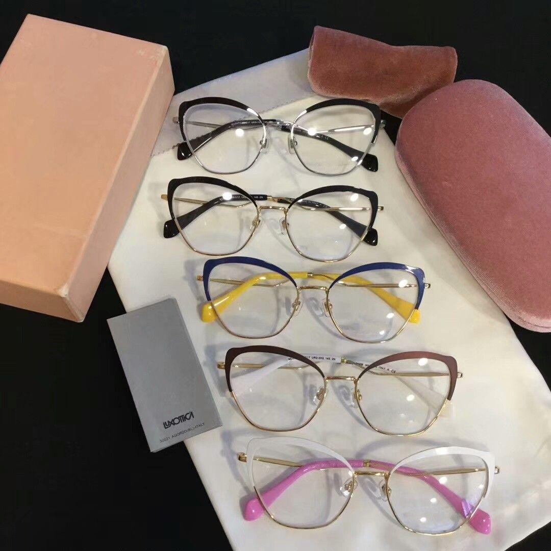 Großhandel Markendesigner Korrektionsbrillenrahmen Mu54p Männer ...