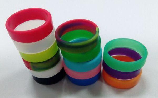 cheapest vape band silicone for e cig mechanincal mod rda atomizer subtank no logo vape ring custom