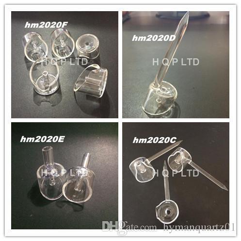 Tappo di carb del vetro raccordo nostro 3mm 4mm sidewall quarzo di spessore banger nail club banger dab oil rigs tubo di acqua di vetro bong