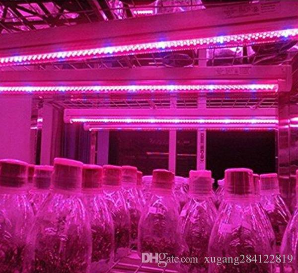 indoor plant led grow tube tissue culture lights 15w 18w 20w 25w full spectrum400 840nm light 1. Black Bedroom Furniture Sets. Home Design Ideas