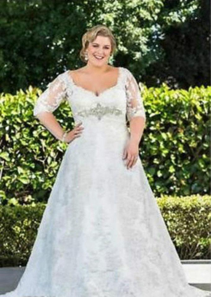 discount 2015 new plus size new whiteivory wedding dress bridal gown custom 16 18 20 22 24 26 online shopping wedding dresses plus size a line wedding