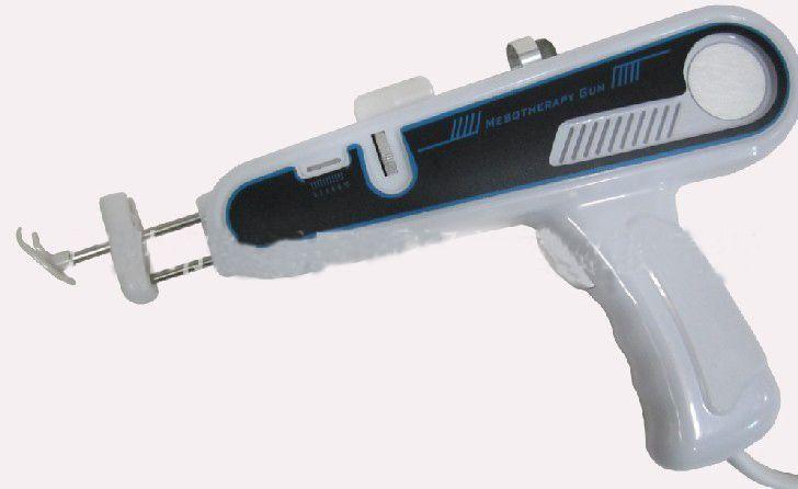Rejuvenecimiento de la piel Meso ametralladora Mesogun mesoterapia mesoterapia máquina de la belleza del arma