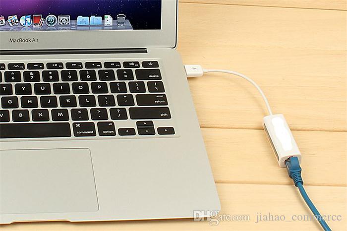 مع 3 منافذ HUB USB إلى RJ45 USB 2.0 إلى محول شبكة LAN لشبكة إيثرنت عالية السرعة 10/100 محول للكمبيوتر ، الكمبيوتر المحمول ، محول LAN