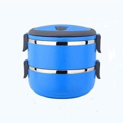 2019 1505 two layers thermal bento lunch box thermos for food rh dhgate com