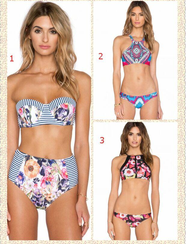 f5ebfa1016 2019 2016 New Arrival 6 Styles Bikini Women Bikini Bathing Swimwear  Swimwear Bikinis For Girls Beachwear Plus Size For Women S M L From  Windyaiai
