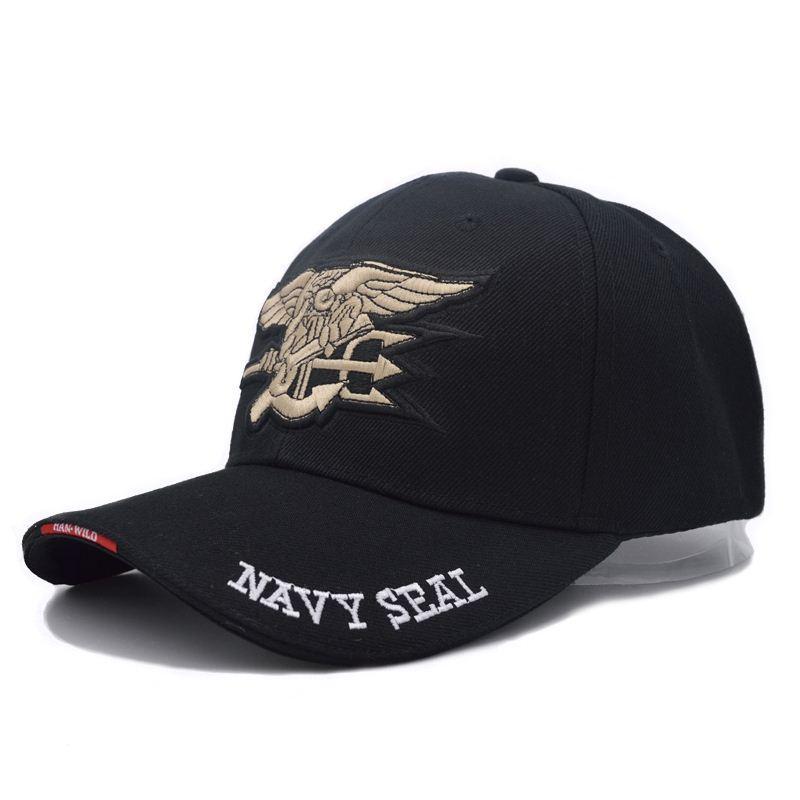 Acquista 2015 Nuovi Arrivi Mens Gorra Navy Seal Cappello Berretto Da  Baseball In Cotone Regolabile Militare Navy Seals Cap Gorras Snapback Hat  Adulti A ... 818705eec446