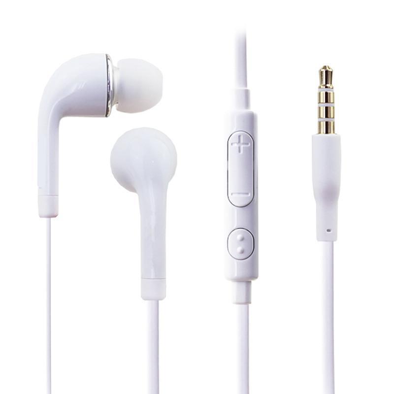 Auriculares manos libres para auriculares Noodel con auriculares y control remoto de volumen y micrófono para Samsung Galaxy S3 S4 S5 nota 2 3