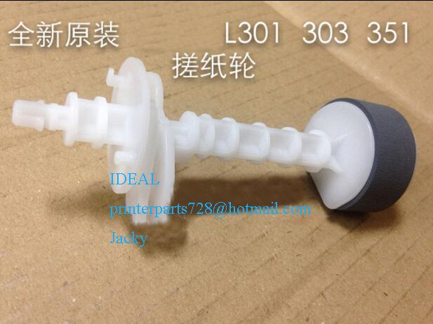 100% New Original Pick up roller feed paper assy For Epson L210 L301 L303  L350 L353 L358 ME10 Printer feed paper roller assy