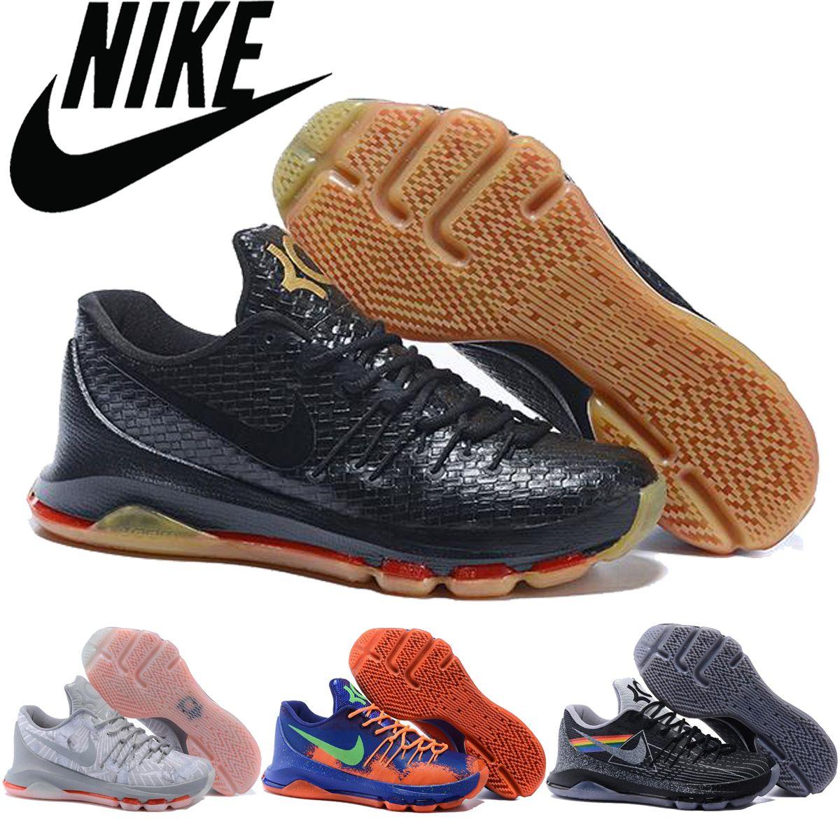 1dac653c339 Nike Kevin Durant Kd 8 Viii Nib Men S Basketball Shoes
