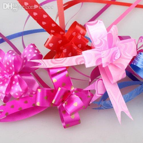 Birthday Decoration with Ribbons