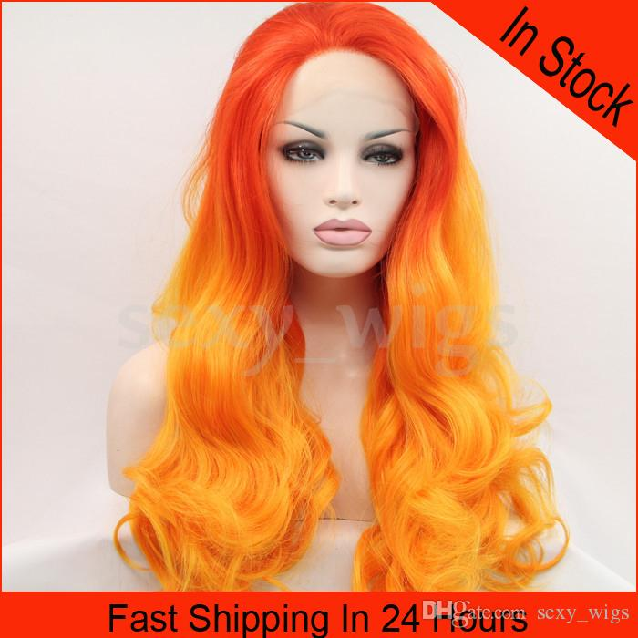 Lace Wigs with Color