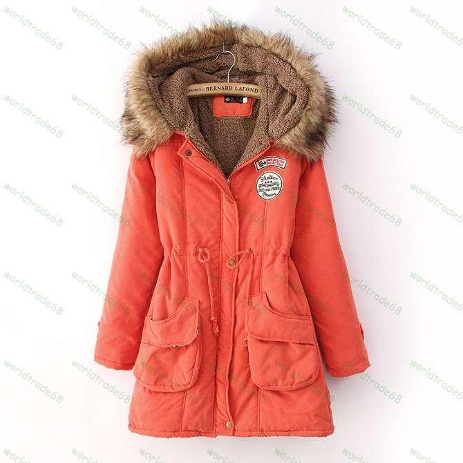 Online Cheap 2015 Winter Coats Women Fleece Lined Down Jackets ...