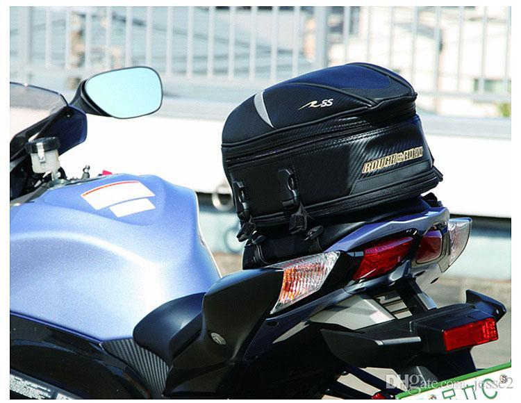 Motorcycle Luggage Rack Bag Stunning New Arrival Rough Road Motorcycle Rear Seat Package Rr60