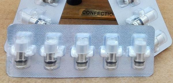 1453アトマイザーコイルヘッドオリジナルの工場最新の1453 atomizer究極の1453 Clearomizerと2043 atomizer卸売1453コイルの芯