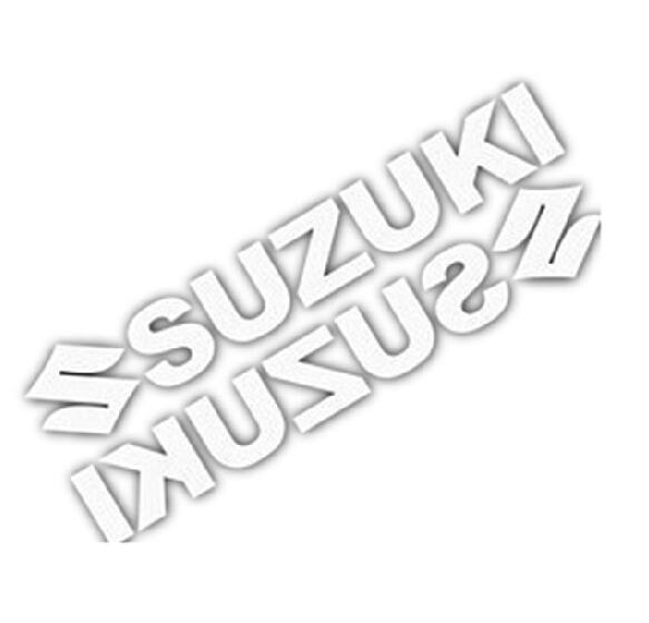 For Suzuki Motorcycle Accessories Modified Decals Stickers - Suzuki motorcycles stickers