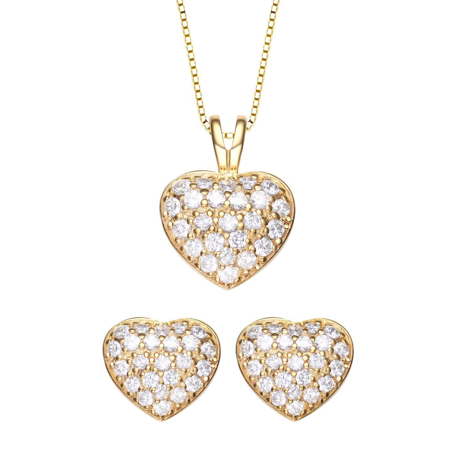 Star Harvest 2016 Latest Fashion Gold Colors Heart Shaped For