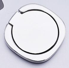 Metal Finger Ring Holder Smartphone Teléfono móvil Finger Stand Holder para iPhone para Samsung MOQ Can Laser Logo para el cliente
