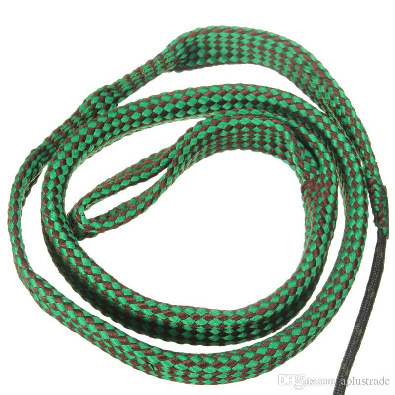 High Quality Newest Bore Snake .22 .223 5.56mm Caliber Gun Cleaning Rifle Cleaner Boresnake