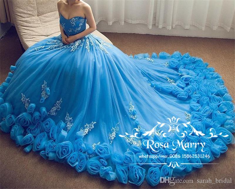 Plus Size Cinderella Prom Dress