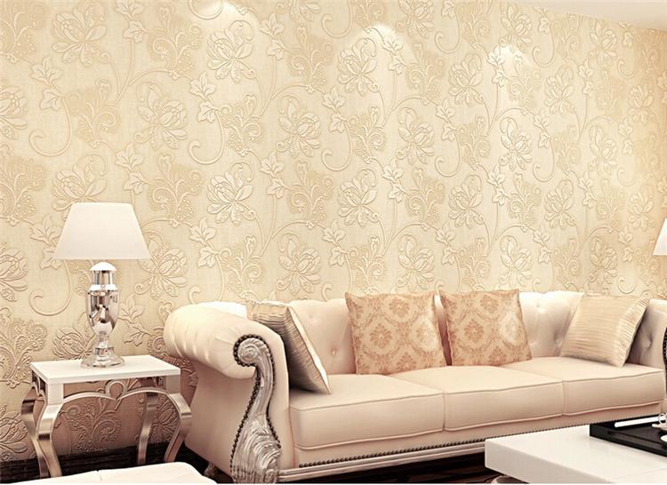 Großhandel Sia Fashion Dünne Vertikale Streifen Non Woven Beflockung Tapete  Moderne Für Wände Tapeten Rolls Sofa Fernsehhintergrund Wand Papier Von  Iski, ...