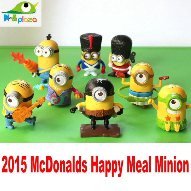 Mcdonald Wholesale Home: 2015 New Cartoon Despicable Me McDonalds Happy Meal Guitar