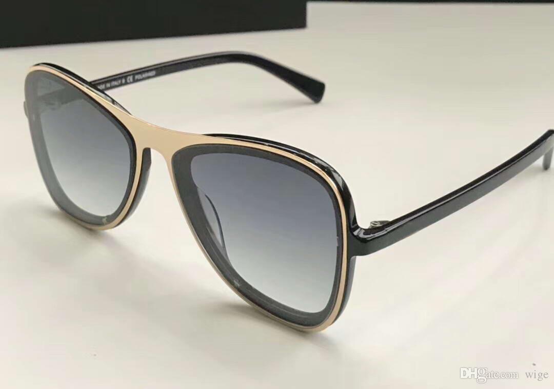 Compre Gafas De Sol Con Diseño De Tortuga / Oro Polarizadas Para ...