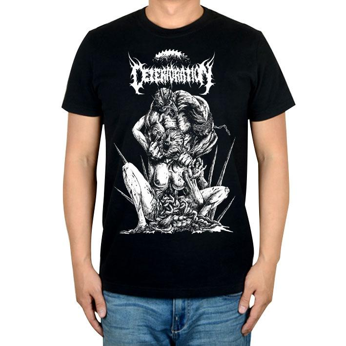 Devourment Shirt Size Extra Large Cannibal Corpse Human Mincer Vulvectomy  Slayer T Shirt New Size S XXXL Printed T Shirt Funny T Shirts For Guys From  ... bb6a36e15cc4