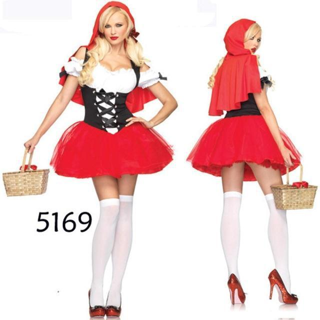 w1025 halloween girl snow white christmas costumes women cosplay clothes sexy lingerie sexy costumes sex products headscarf dress costume couple costume - White Christmas Costumes