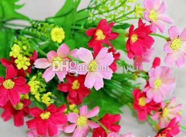 Fashion Hot Artificial Daisy Flower Party Decoración de la boda DIY Home Party Wedding Decoraciones