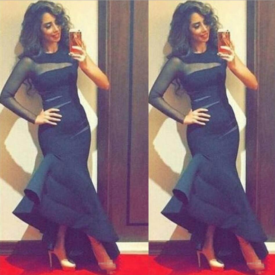 floor length high low one shoulder cocktail dresses – Fashion dresses
