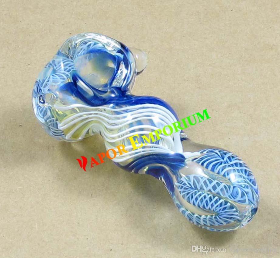 El yapımı cam sigara borular 8.5CM