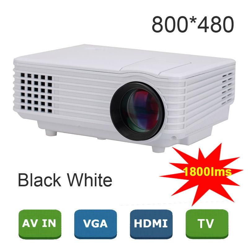 Free Shipping 2016 Bl35 Projector Full Hd Tv Home Cinema: 2019 Wholesale EC 77 LED Projector 3D Full Hd TV Native
