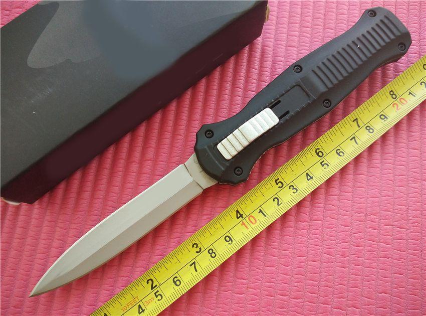 Cuchillo BM fuera de la parte delantera Doble acción Automático 3.95
