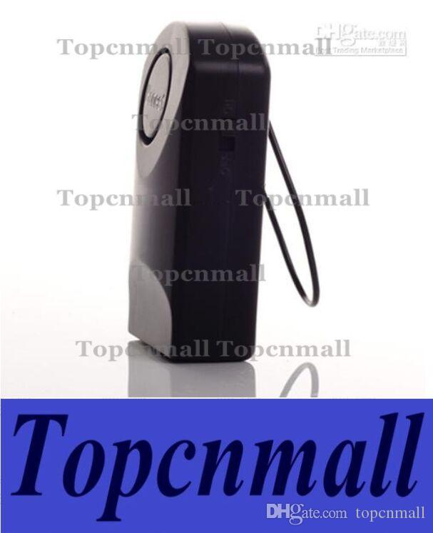 acheter livraison gratuite touch sensitive bouton dentre de porte dalarme 120db scurit la maison alarme anti vol noir dans le paquet de dtail de - Alarme Porte D Entre